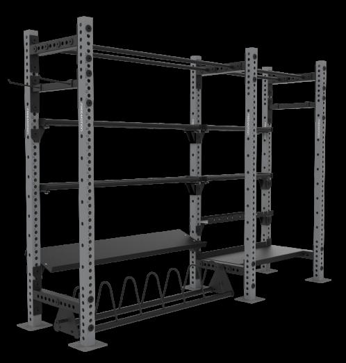 10' Multi Storage Unit- 400021-FRM