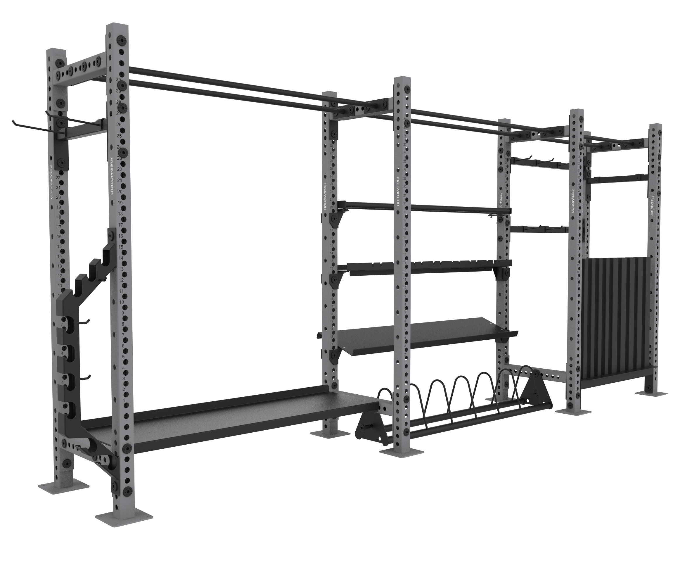 16' Multi Storage Unit- 400025-FRM
