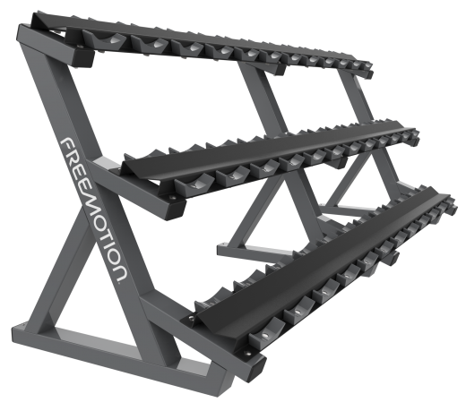Saddle Dumbbell Rack- 509081-FRM