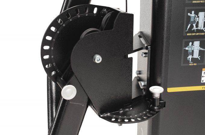 Freemotion GENESIS™ Dual Cable Cross Lite