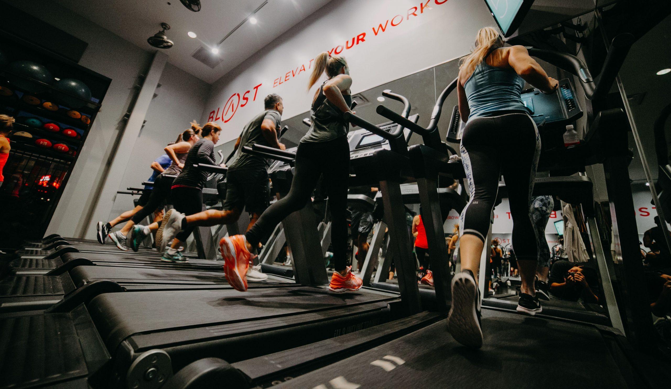 Freemotion Fitness Equipment For Boutique Studios BLAST 7