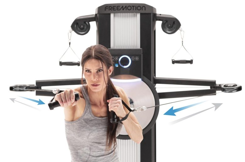 Freemotion Fusion Group Training Machine Concentric Resistance