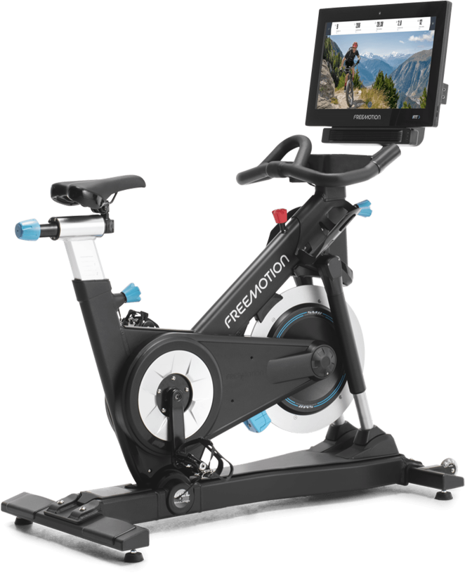 Freemotion Featured Machine Coachbike