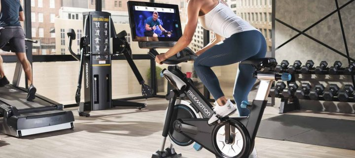 Freemotion Cardio Equipment CoachBike 22 Series Benefits 1