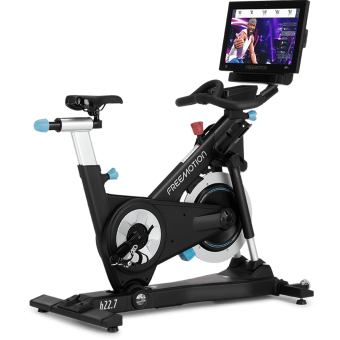 B22 9 Freemotion CoachBike IFit Powered 1