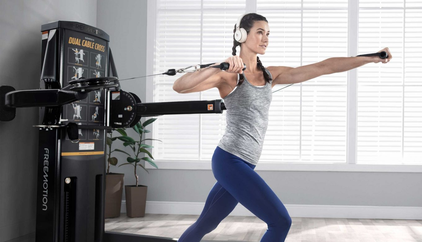 Freemotion Strength Machines For Home