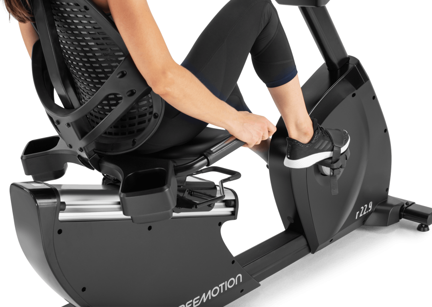 Freemotion 22 Series Recumbent Bike Accessible And Engaging Solution