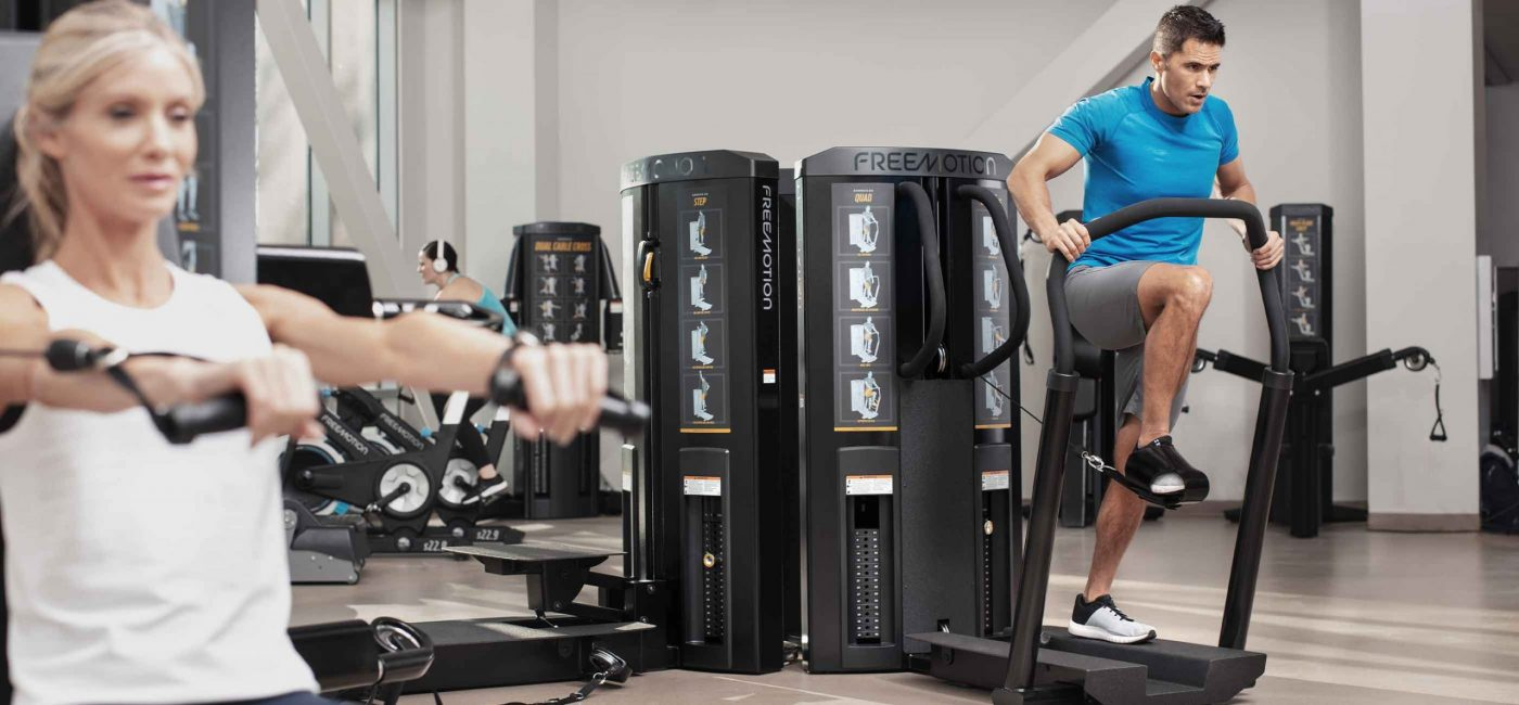 Freemotion Strength Machines