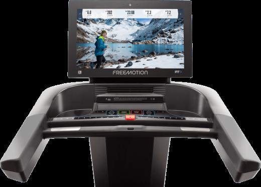 FMTL70820 Freemotion T22.9 REFLEX Treadmill 001