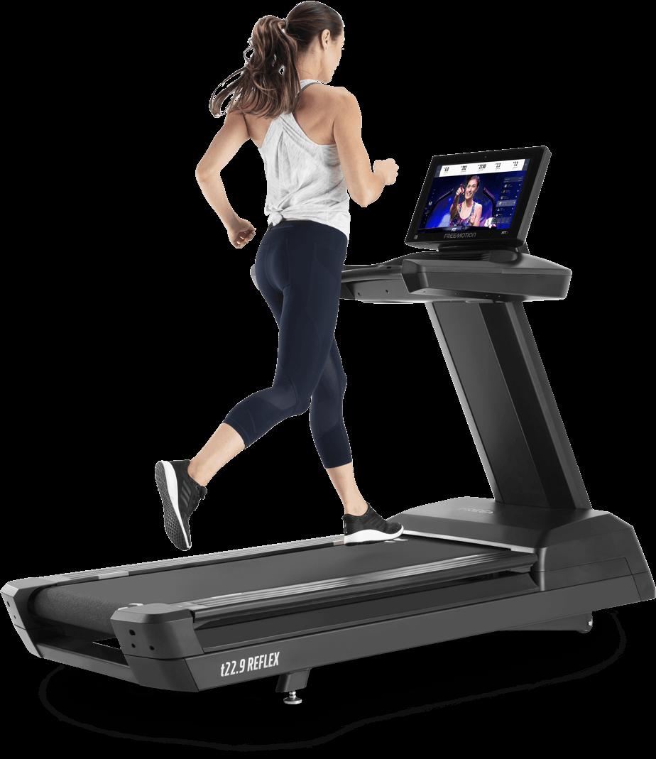 FMTL70820 Freemotion T22.9 REFLEX Treadmill 014