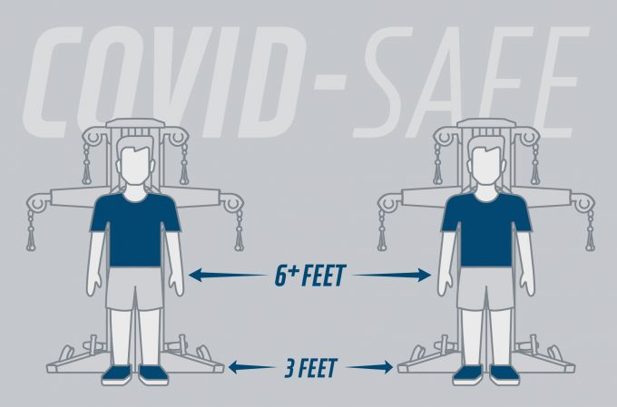Freemotion FUSION Training COVID Safe