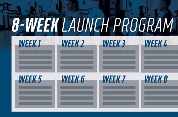 8Week Launch Program