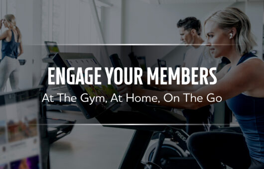 ENGAGE YOUR MEMBERS FoF