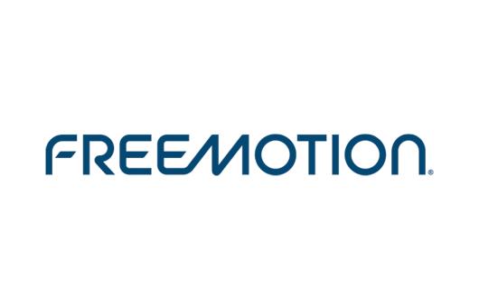 Freemotion Logo Blue